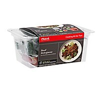 Plated Cooking Kit For Two Beef Bolognese - 31.5 Oz