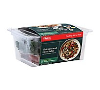 Plated Cooking Kit For Two Chickpea And Orzo Salad - 32 Oz