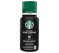 Starbucks Lightly Sweetened Iced Coffee - 48 Fl. Oz.