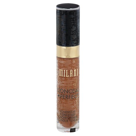 Milani Conceal + Perfect Concealer Longwear Warm Almond - 0.17 Oz