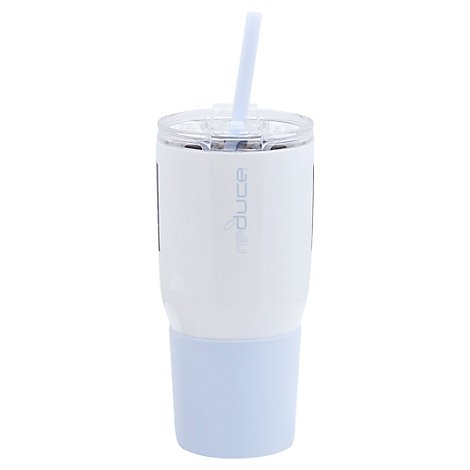 Reduce Cold 1 Tumbler 34 Ounce White - Each