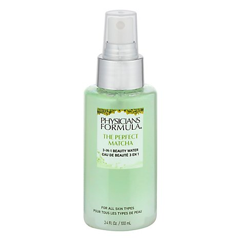 Physic Perf Matcha 2in1 Beauty Water - 3.4 Fl. Oz.