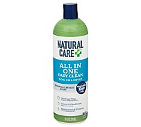 Natural Care All In 1 Dog Shampoo Spring Fresh Scent - 20 Fl. Oz.