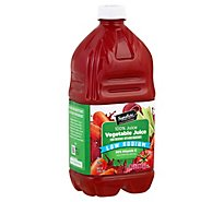 Signature Select 100% Juice Vegetable Low Sodium - 64 Fl. Oz.