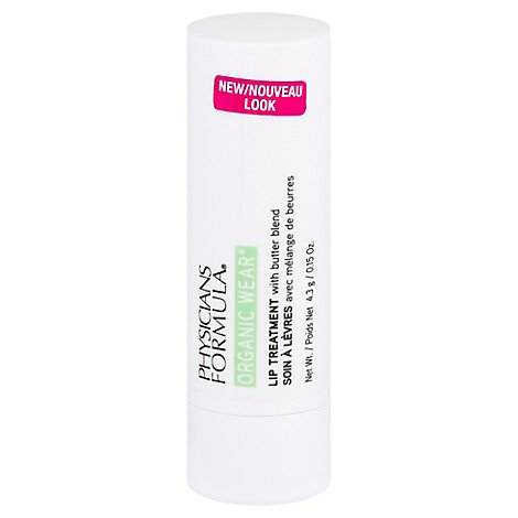 Physic Org Wear Lip Trmt - 0.15 Oz