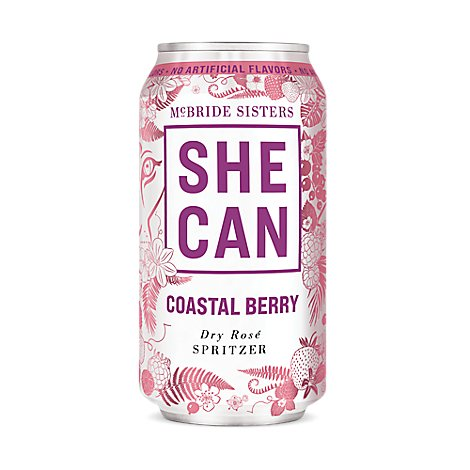 She Can Passionfruit Spritz Wine - 375 Ml