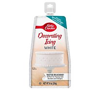 Betty Crocker Decorating Icing White - 8 Oz