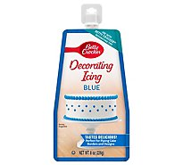 Betty Crocker Decorating Icing Blue - 8 Oz