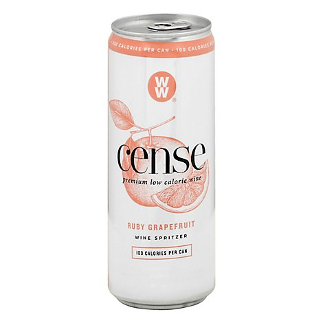 Cense Ruby Grapefruit Can Wine - 355 Ml