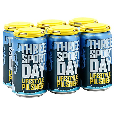 Everybodys Brewing Three Sport Day In Cans - 6-12 Fl. Oz.