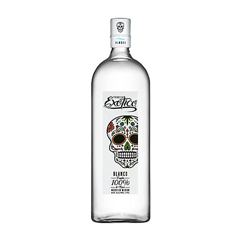 Exotico Tequila Blanco Bottle - 1.75 Ml