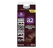 a2 Milk 2% Reduced Fat Chocolate - 59 Fl. Oz.