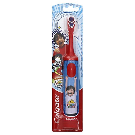Colgate Toothbrush Powered Extra Soft Ryans World - Each