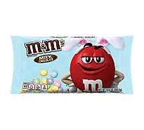 M&Ms Chocolate Candies Milk Chocolate Easter Candy - 10 Oz