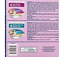 BLUE Divine Delights Dog Food Top Sirloin And Grilled Chicken Flavor Variety Pack - 12-3.5 Oz