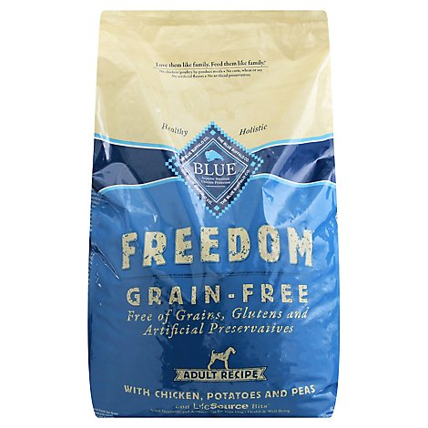 Blue Buffalo Freedom Chicken Adult Dog Food - 20 Lb