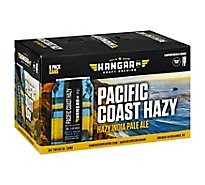 Hangar 24 Brewing Pacific Coast Hazy Ipa In Cans - 6-12 Fl. Oz.