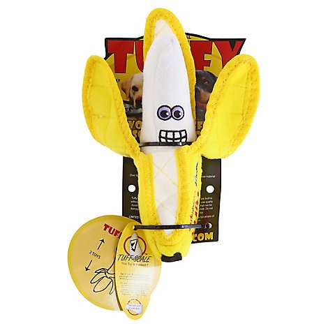 Tuffy Funny Food Banana - Each