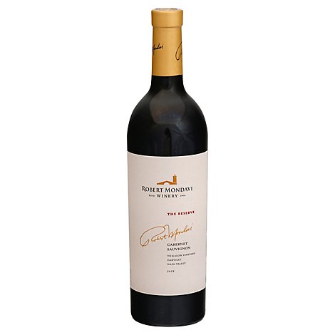 Robert Mondavi The Reserve Wine Cabernet Sauvignon - 750 Ml