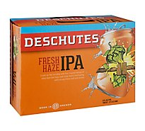 Deschutes Fresh Haze Ipa In Cans - 12-12 Fl. Oz.