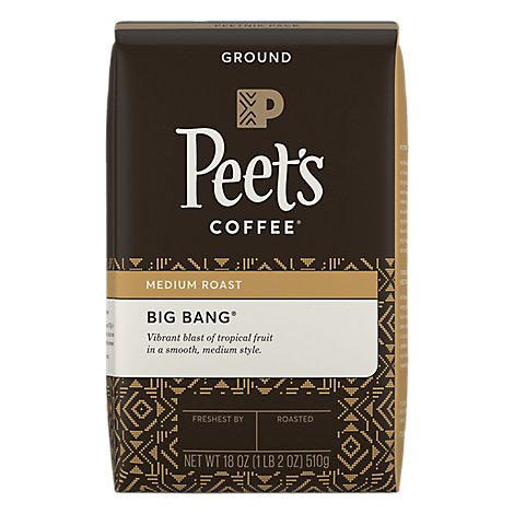 Peets Big Bang Drip Coffee - 18 Oz