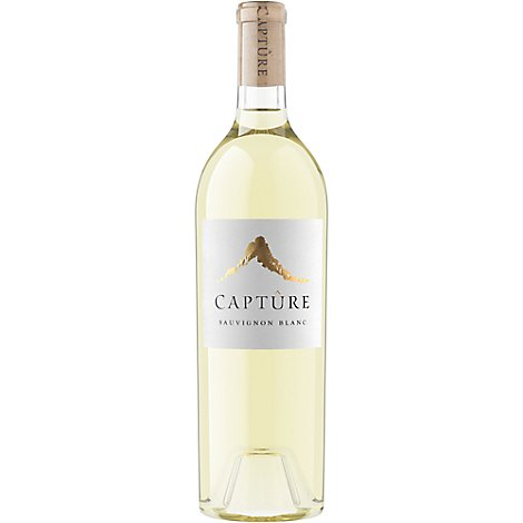 Capture Wine White Tradition Sauvignon - 750 Ml