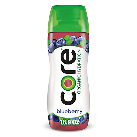 Core Organic Blueberry - 16.9 Fl. Oz.