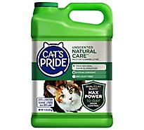 Cats Pride Natural Care Litter - 15 Lb