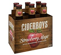 Ciderboys Strawberry Magic - 6-12 Fl. Oz.