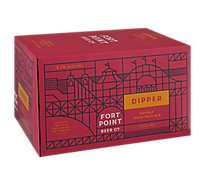 Fort Point Seasonal In Cans - 6-12 Fl. Oz.