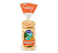 Franz New York Bagel Boys Hawaiian Bagels - 18 Oz.