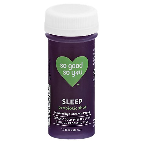 So Good So You Sleep Shot Probiotic - 1.7 Fl. Oz.