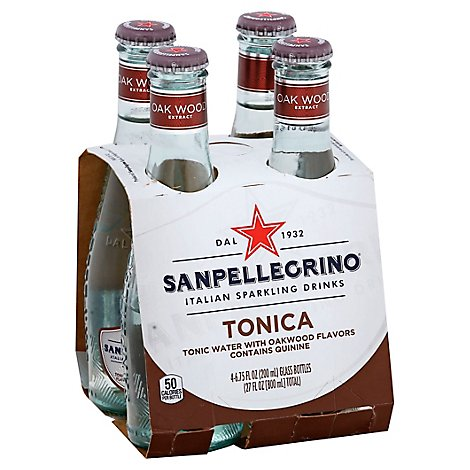San Pell Tonica Glass 4 Pack - 27 Fl. Oz.