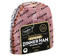 Signature SELECT Quarter Sliced Ham - 1 Lb.