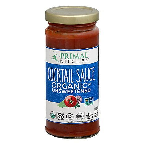 Primal Kitchen Sauce Cocktail - 8.5 Oz