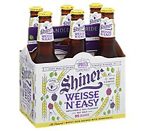 Shiner Weisse N Easy In Bottles - 6-12 Fl. Oz.