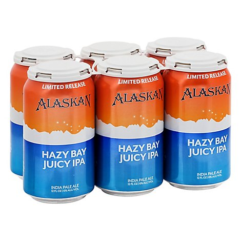 Alaskan Limited Series In Cans - 6-12 Fl. Oz.