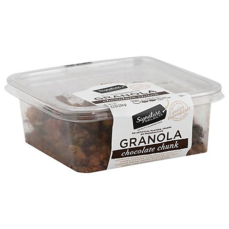 Signature SELECT Chocolate Chunk Granola - 9.2 Oz.