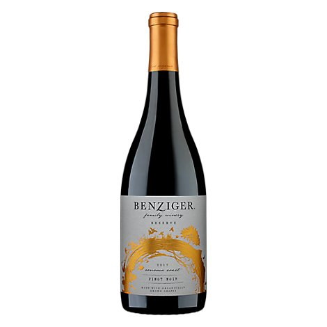 Benziger Family Winery Wine Red Pinot Noir Reserve - 750 Ml