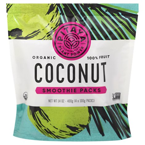 Pitaya Plus Smoothie Coconut - 14 Oz