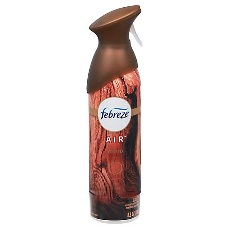 Febreze Wood Air Freshener - 8.8 Oz