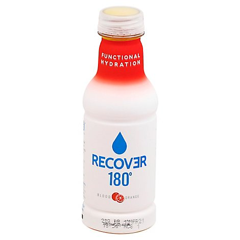 Recover 180 Water Blood Orange - 16 Fl. Oz.