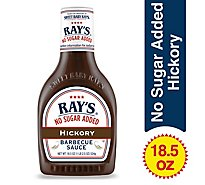 Sweet Baby Rays No Sugar Hickory Bbq - 18.5 Oz