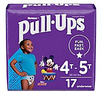 Pull-Ups Learning Designs Training Pants 4t-5t Boy Jumbo Pack 17 - 17 Count