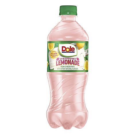 Dole Strawberry Lemonade - 20 Fl. Oz.