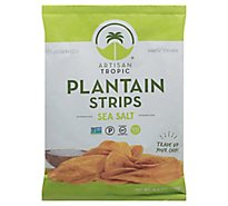 Artisan T Plantain Sea Salt - 4.5 Oz