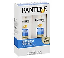 Pantene Pro V Shampoo & Conditioner Bundle Repair & Protect - Each