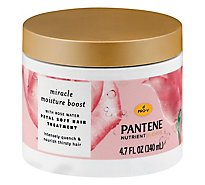 Pantene Nutrient Blends Hair Treatment With Rose Water - 4.7 Fl. Oz.