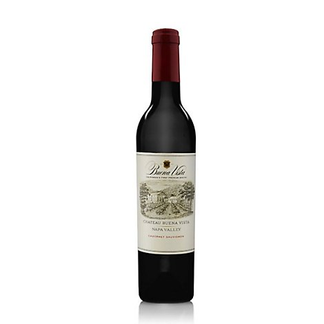 Chateau Buena Vista Napa Valley Cabernet Sauvignon Wine - 375 Ml