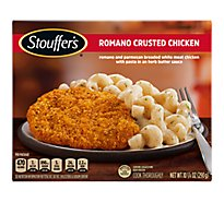 Stouffers Romano Crusted Chicken Box - 10.25 Oz